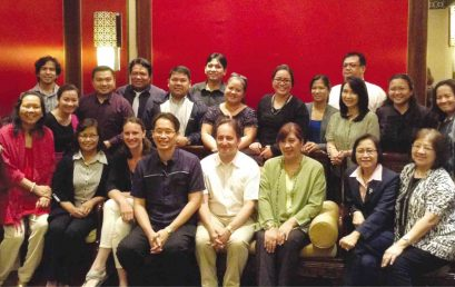 Yale-NUS Founding President Visits Manila for MBA Forum
